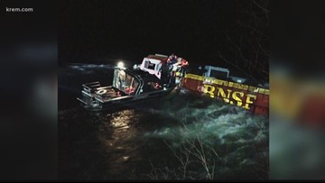 Boundary County issues water quality advisory after train derailment