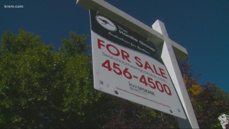 Spokane's housing market dips, but remains hot despite cooling temperatures