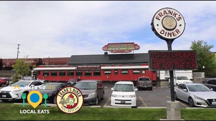 Local Eats – Franks Diner