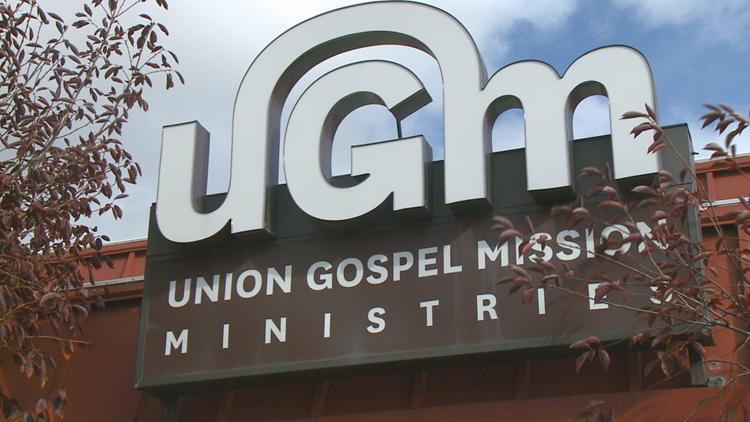 Spokane UGM Men's Shelter reopens Sunday, 10 days after COVID shutdown