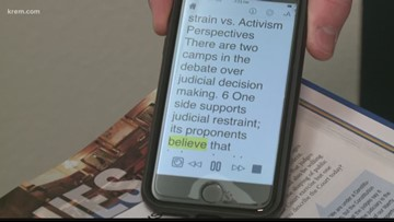 Coeur d'Alene teen creates app to help people read