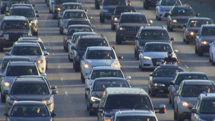 Labor Day travelers should expect delays driving home