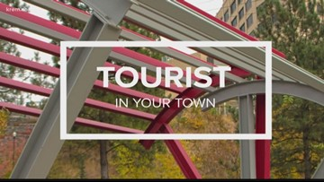 Tourist in Your Town for February 7-9, 2020