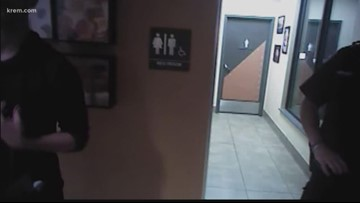 Body cam footage shows 2016 incident where WSU student was tased, choked