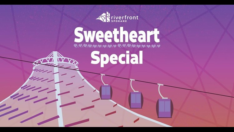 How to spend Valentine's Day with your sweetheart in Riverfront Park