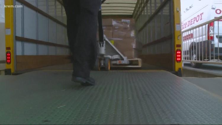 Tools 2 Schools gets big shipment of supplies