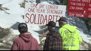 Lucky Friday miners still on strike two years later