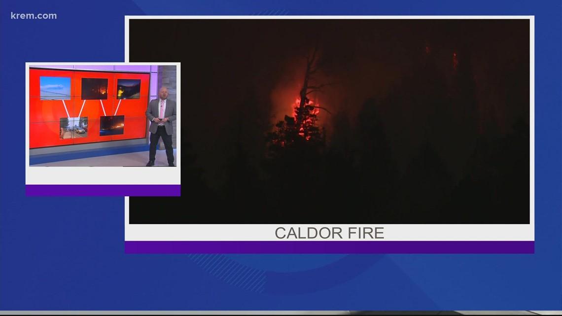 Krem2 Exclusive: A look inside Caldor Fire coverage