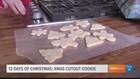 12 Days of Christmas: Christmas Cutout Cookies
