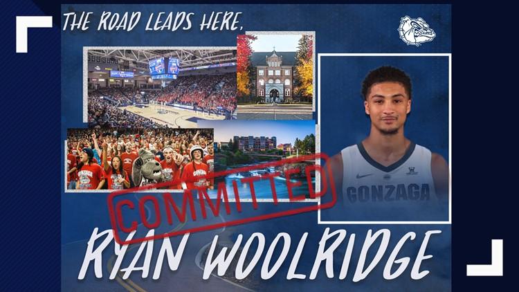 Graduate transfer point guard Ryan Woolridge headed to Gonzaga