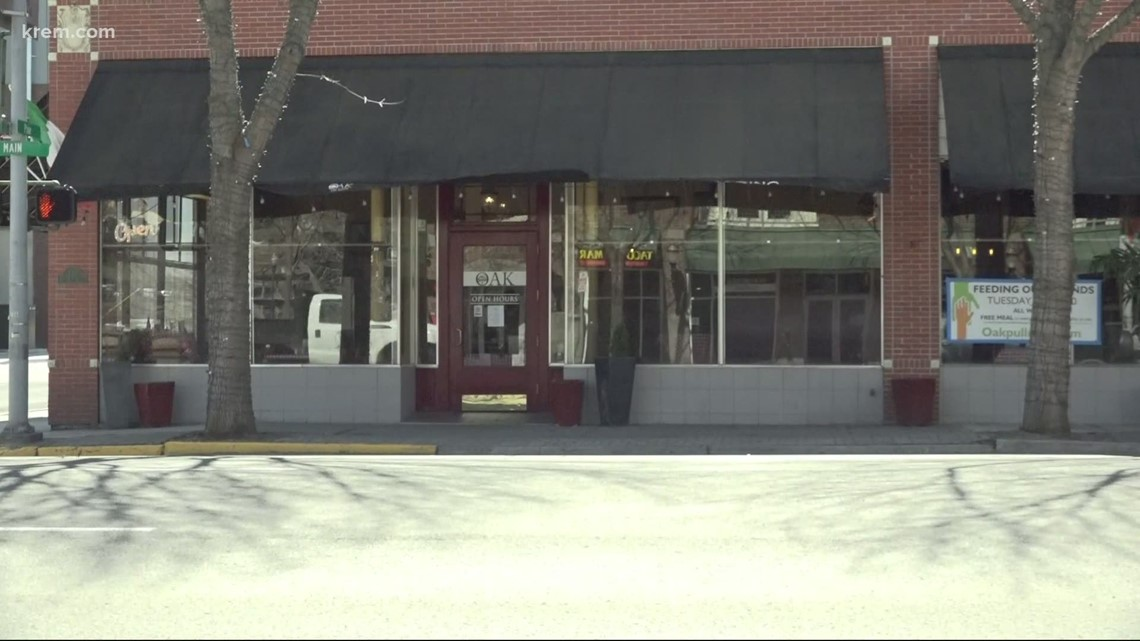 Pullman businesses respond to moving back a phase in reopening