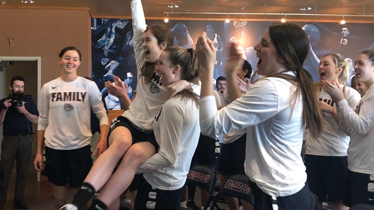 ESPN mistakenly shows Women's NCAA Tournament bracket early, Gonzaga named 5th seed
