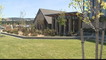Extra police at Ferris High School on Monday following threat