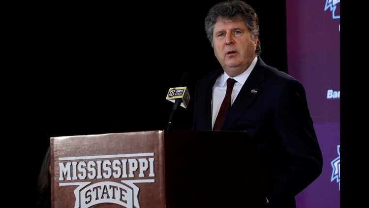 Mississippi State AD 'disappointed' in Leach's noose tweet