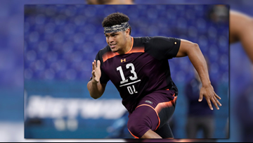 WSU Offensive Lineman Andre Dillard invited to NFL Draft