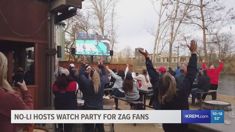 No-Li Brewing hosts Gonzaga watch party