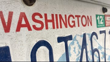 What happened to $30 car tabs in Washington?
