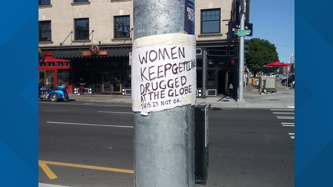 police no spike in reports after claims of women being drugged at the globe krem com women being drugged at the globe