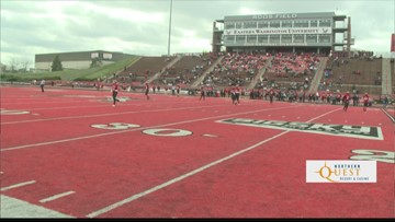 EWU receives largest-ever donation to help renovate football stadium