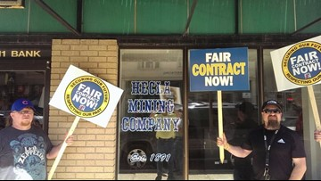 Hecla Mining Co. and Lucky Friday workers reach tentative agreement to end two year strike