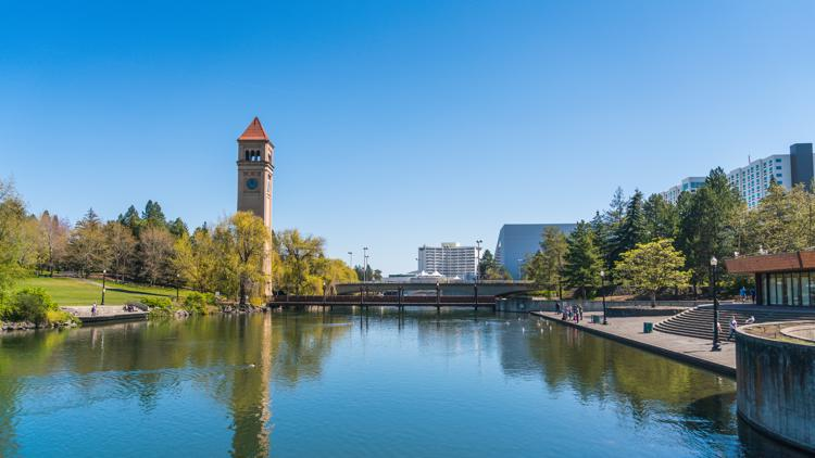 Sunshine and 70-degree temps are in Spokane's weekend weather forecast