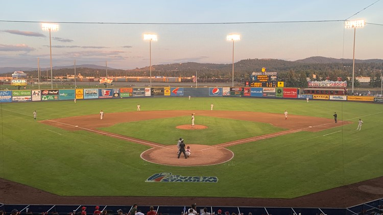 Spokane Indians win crucial division game against Everett AquaSox