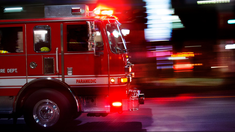 Firefighter suffers cardiac arrest at scene of St. Maries house fire