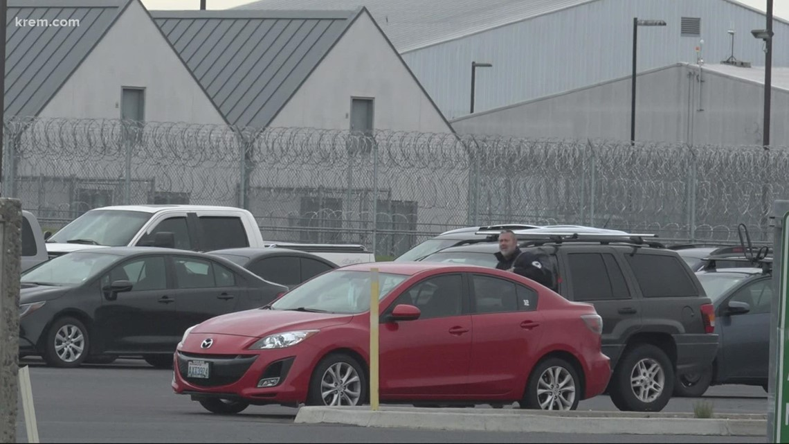 Spokane correction facility losses and more top stories at 5 p.m.