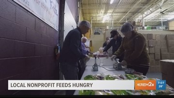 Nonprofit feeds hungry, struggling kids in Inland Northwest