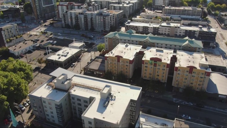 Looking for a Spokane apartment? Demand for homes is driving up rental prices