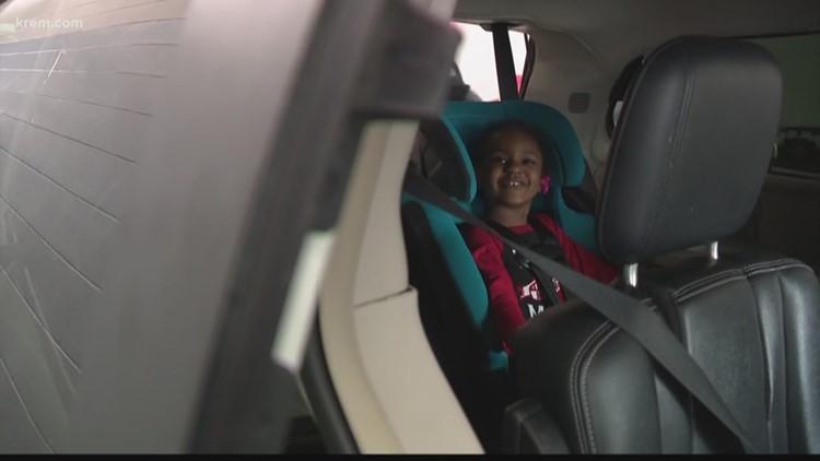 How Washington's car seat laws effect neighboring states