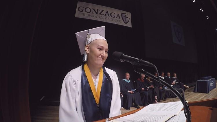 Inspirational Gonzaga Prep grad Ella McKeirnan passes away after courageous cancer fight