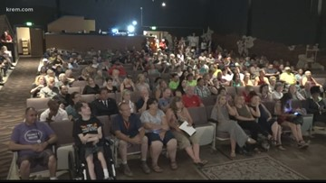 Spokane residents voice anger, concern over E. Sprague homeless shelter