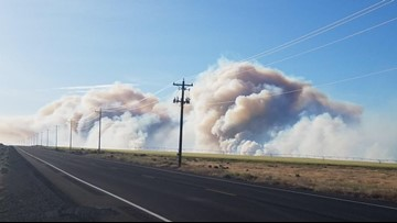 June wildfires not uncommon for Washington