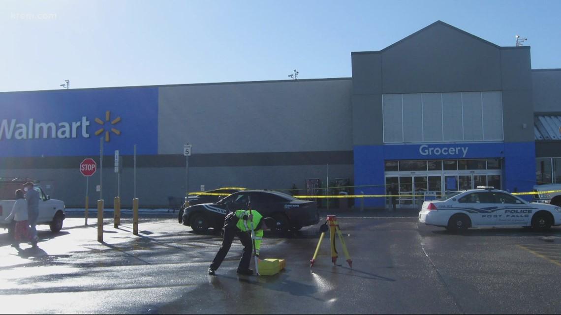 Man struck, killed in Post Falls Walmart parking lot