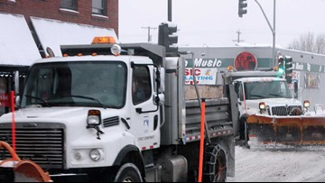 Plow drivers threatened, yelled at during snow removal in Spokane
