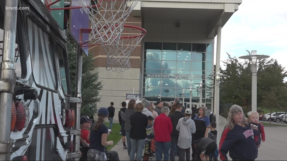 Gonzaga will require ticket for entry to 2021 Kraziness in the Kennel in October