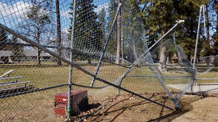 Restoration plan announced for damage to Spokane parks caused by January windstorm
