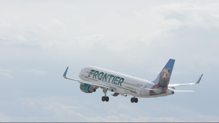 Frontier Airlines to start offering flights from Syracuse to four cities