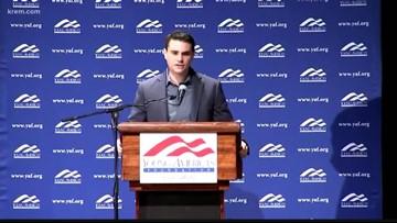 Gonzaga College Republicans 'excited' school reversed Ben Shapiro decision