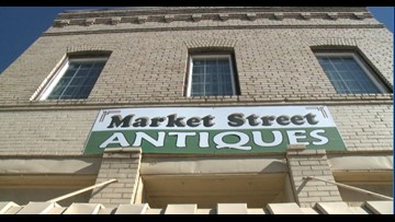 The haunted history of a Hillyard antique shop