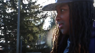'Life in Spokane' spoken word performance