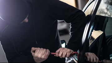Washington among top ten states with highest car theft rate, study says
