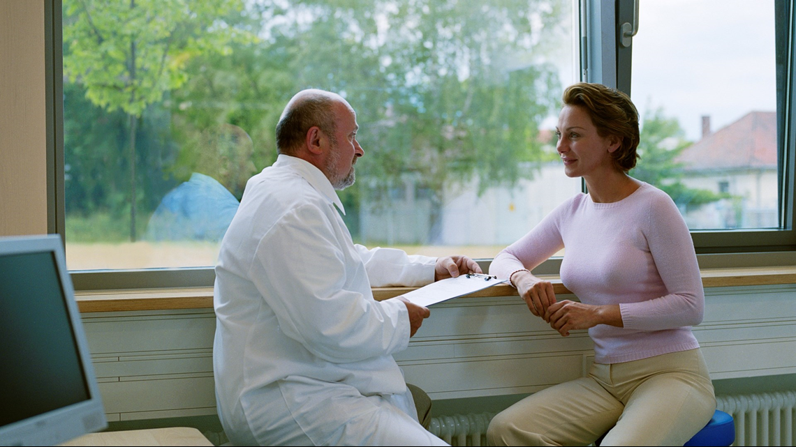 Doctor Duke: Many women don't seek treatment for female prolapse