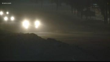 Spokane's January snowfall now about average