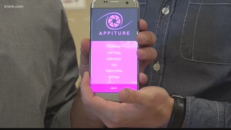 WSU students create app to improve early autism diagnosis