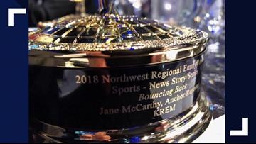 KREM 2 Wins 2019 Northwest Regional Emmy