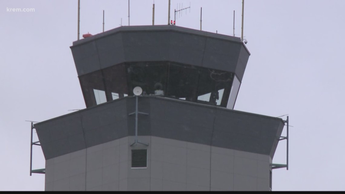 several flights canceled out of spokane saturday due to