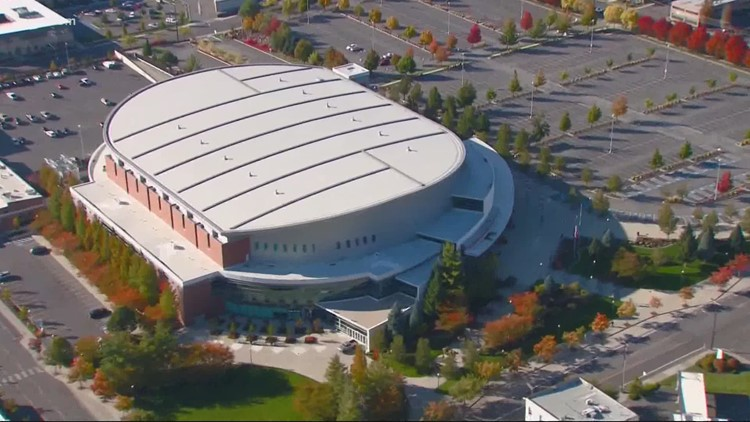 Walk-up COVID-19 vaccine appointments available at Spokane Arena on Thursday