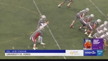 Ferris beats UHigh, Rogers edges NC